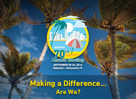 AACPDM 70th Annual Meeting