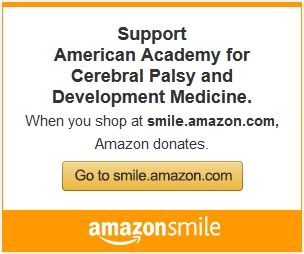 Support American Academy for Cerebral Palsy and Developmental Medicine