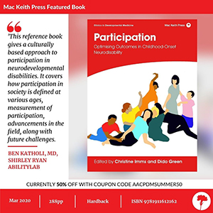Mac Keith Press featured book graphic